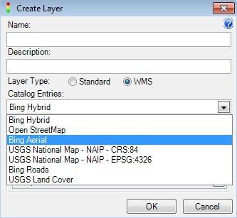 Adding WMS Layers to a GeoCue Project - GeoCue Group