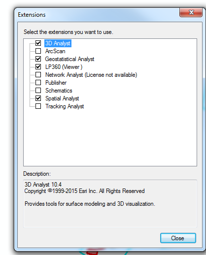 Only getting Viewer License in LP360 for ArcGIS - GeoCue Group